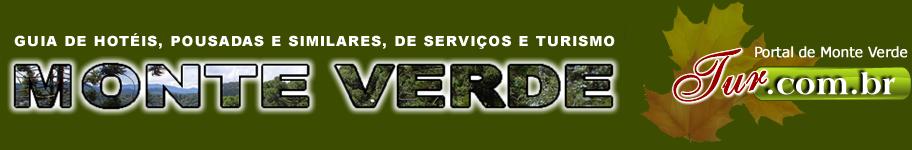 Portal de Monte Verde com informações turísticas